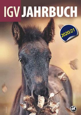 Titelseite IGV Jahrbuch 2020/2021