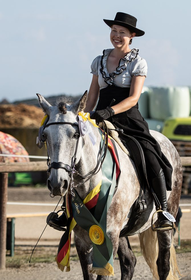 You are currently viewing Gaited Working Equitation Wettbewerbe der 26. IDMG